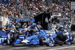 Пит-стоп: Тони Канаан, Chip Ganassi Racing Honda