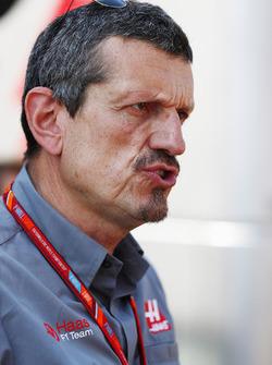 Guenther Steiner, Haas F1 Team Team