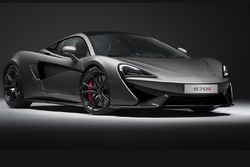 McLaren 570S With Track Pack