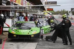 #82 GRT Grasser Racing Team Lamborghini Huracan GT3: Tom Dillmann, Giorgio Roda, Paolo Ruberti