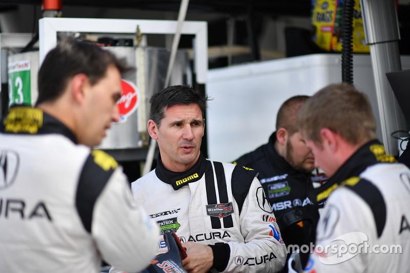 Andy Lally, Mark Wilkins, Graham Rahal, Michael Shank Racing