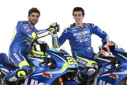 Андреа Янноне и Алекс Ринс, Team Suzuki Ecstar MotoGP