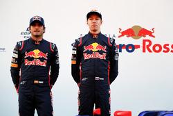 Карлос Сайнс-мл., Даниил Квят, Toro Rosso