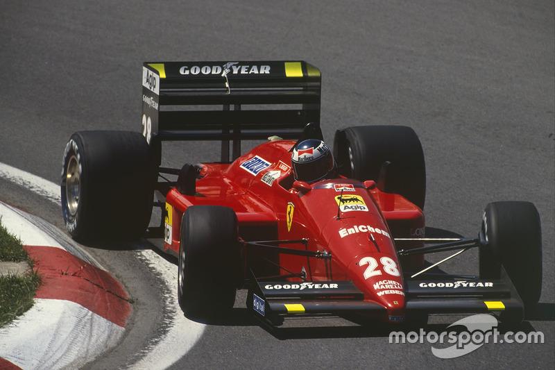 Em 1988, ano dominado em sua totalidade pela McLaren, um fato curioso. Gerhard Berger resolveu roubar a cena, aumentando a pressão de seu turbo na prova. Ele sabia que ficaria sem combustível, mas resolveu dar a impressão que poderia ganhar.