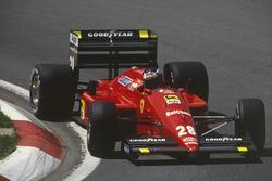Gerhard Berger, Ferrari F187/88C