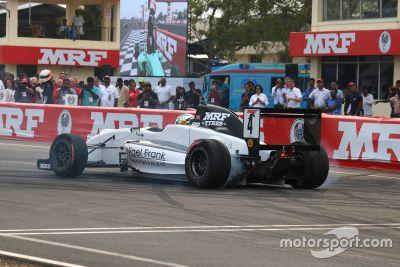 MRF Challenge: Мадрас
