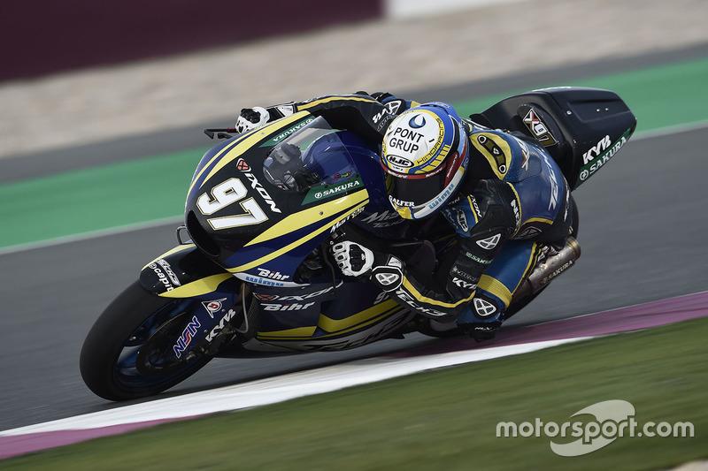 Xavi Vierge, Tech 3 Racing
