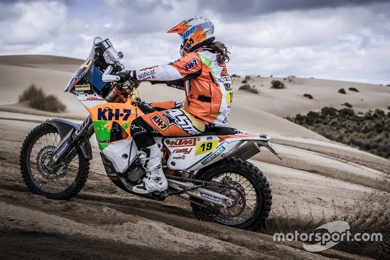 #19 Red Bull KTM Factory Team: Laia Sanz