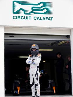 Bono Huis, Faraday Future Dragon Racing test