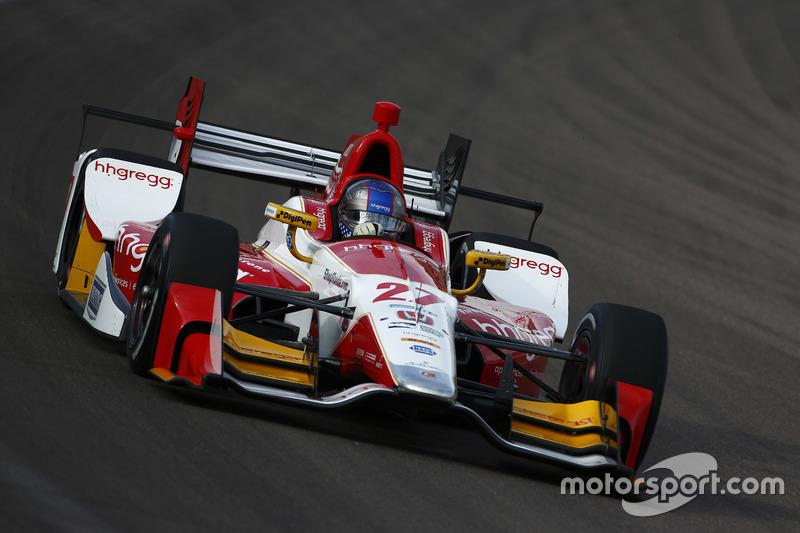27. Марко Андретті, Andretti Autosport Honda