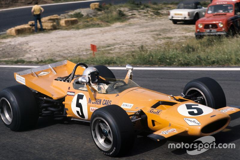 Bruce McLaren, McLaren M7C (1969-1971)