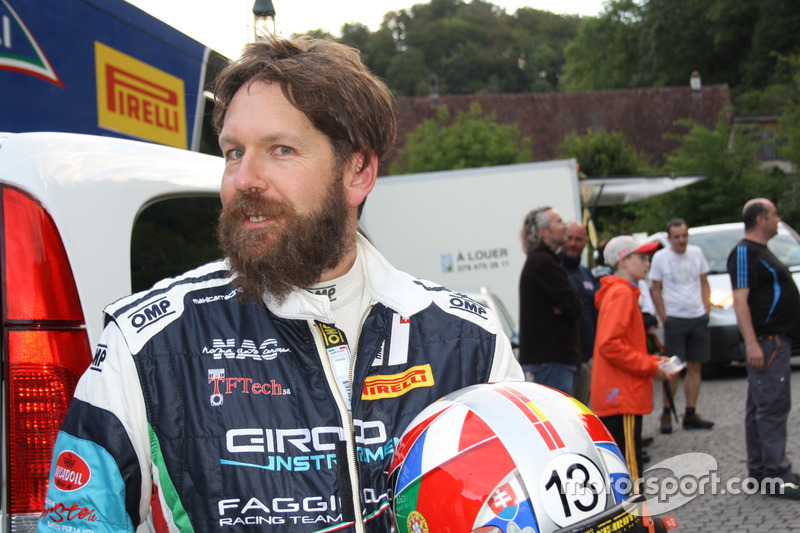 Fabien Bouduban, Norma M20-Honda, Team Faggioli