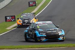 Фредерік Вервіш, Comtoyou Racing, Audi RS3 LMS