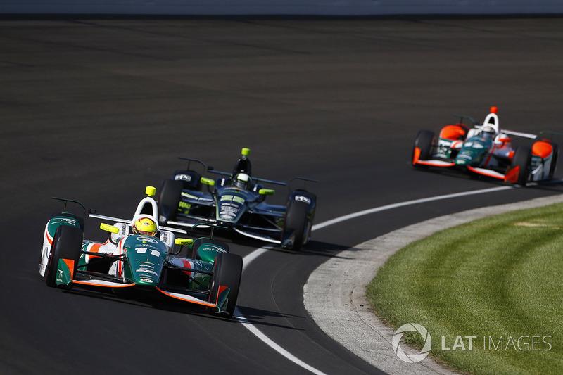 Spencer Pigot, Juncos Racing Chevrolet