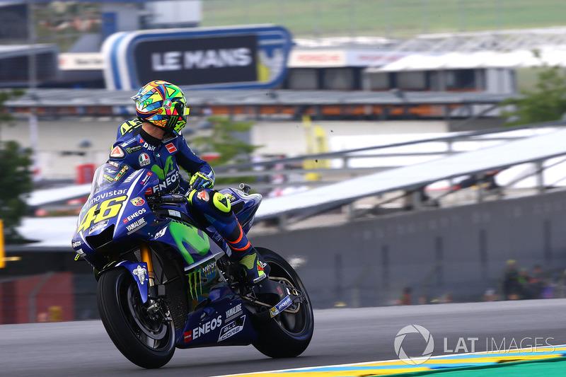 19 Mayıs: Fransa GP