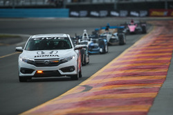 Honda Civic pace car