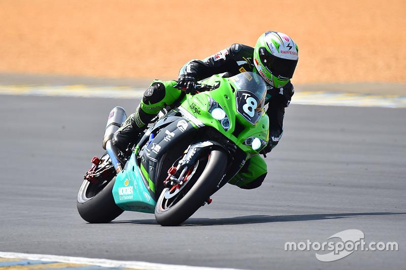 #8 Kawasaki: Michael Savary