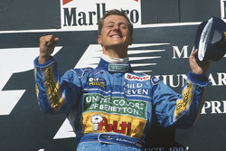 1.Michael Schumacher, Benetton
