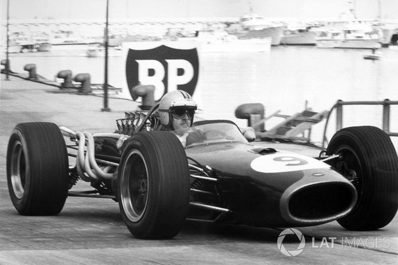 Denny Hulme (1965-1974)