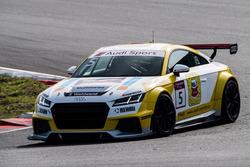 Audi Sport TT Cup, Nürburgring2017, Fabienne Wohlwend