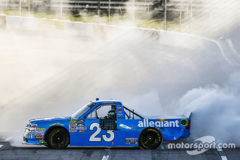 1. Chase Elliot, GMS Racing, Chevrolet