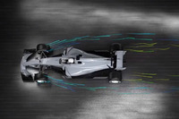Formule 1-aerodynamica