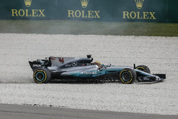 Ausritt: Lewis Hamilton, Mercedes AMG F1 W08