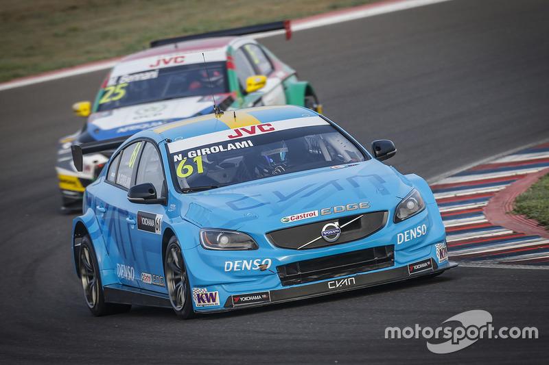 Нестор Джироламі, Polestar Cyan Racing, Volvo S60 Polestar TC1