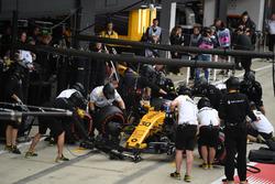 Пит-стоп: Джолион Палмер, Renault Sport F1 Team RS17