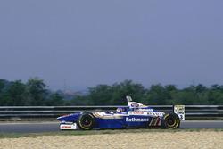 Jacques Villeneuve, Williams FW19 Renault