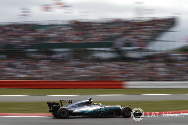 Льюіс Хемілтон, Mercedes AMG F1 W08