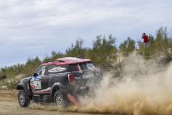 №101 X-Raid Team Mini: Язид Аль-Раджи и Том Колсул