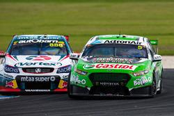 Mark Winterbottom, Prodrive Racing Australia Ford, Craig Lowndes, Triple Eight Race Engineering Holden