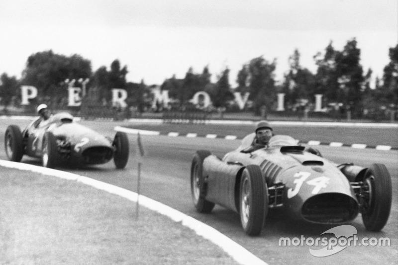 Luigi Musso (Ferrari) - GP Argentine 1956