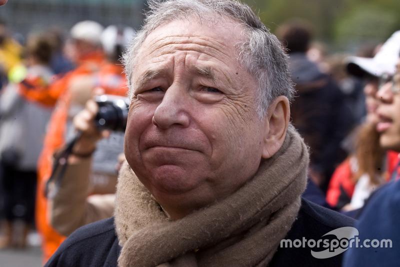 جان تود، رئيس الإتحاد الدولي للسيارات