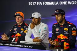 Даніель Ріккардо, Red Bull Racing, Льюіс Хемілтон, Mercedes AMG F1, Макс Ферстаппен, Red Bull Racing