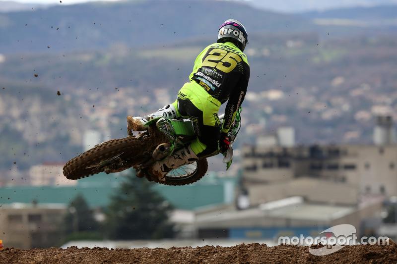 Clement Desalle, Monster Energy Kawasaki Team