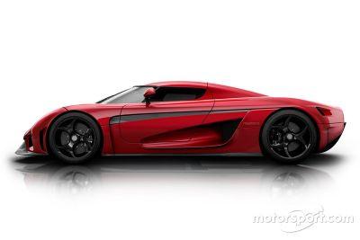 Präsentation: Koenigsegg Regera