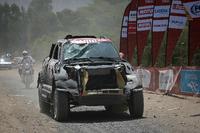 #302 X-Raid Team MINI: Нані Рома, Алекс Аро завершують етап з ушкодженням