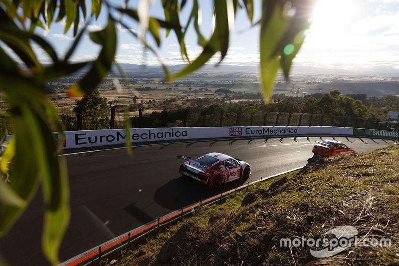 Audi Sport Customer Racing, Audi R8 LMS (№3)