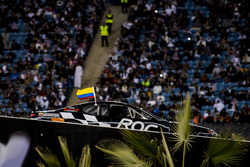 Juan Pablo Montoya of Team Latin America driving the Whelen NASCAR