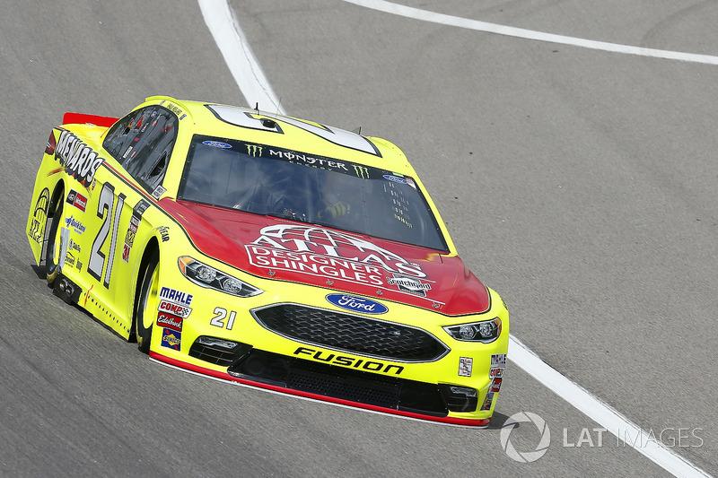 Paul Menard, Wood Brothers Racing, Ford Fusion Menards / Atlas