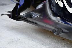 Scuderia Toro Rosso STR12: Unterboden