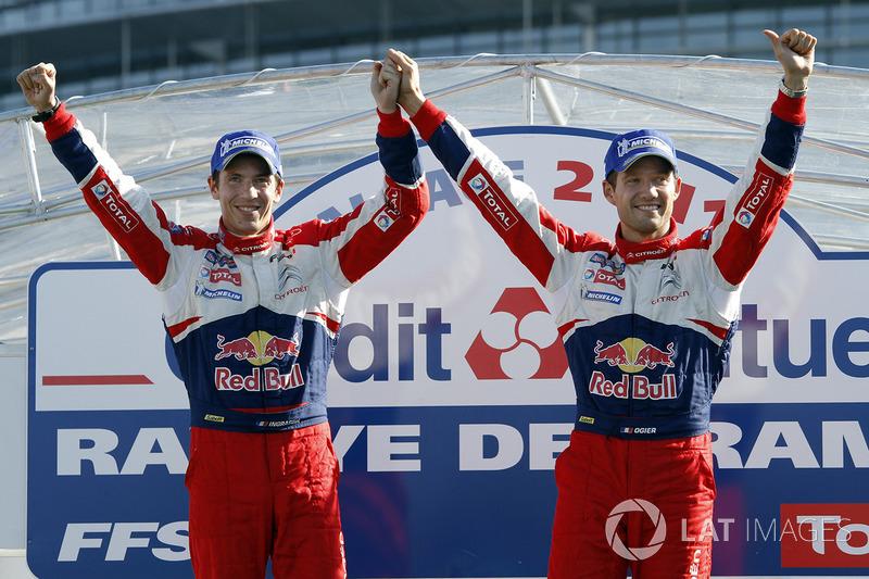 Sébastien Ogier, Julien Ingrassia, Citroën World Rally Team