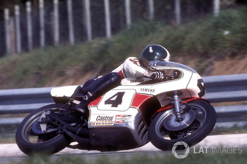 1975 - Джакомо Агостіні, Yamaha