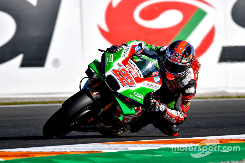 24. Sam Lowes, Aprilia Racing Team Gresini