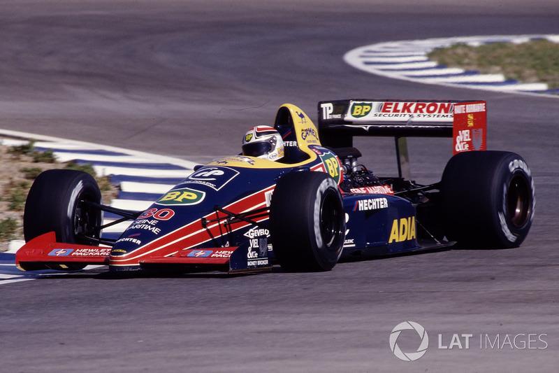 Филипп Альо, Larrousse/Lola LC88 Ford