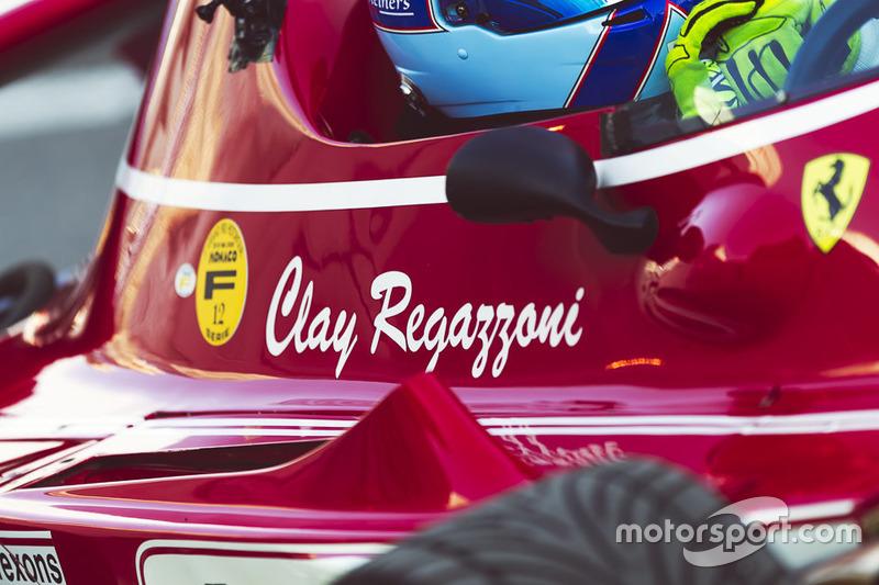 Ferrari 312 B3 di Clay Regazzoni