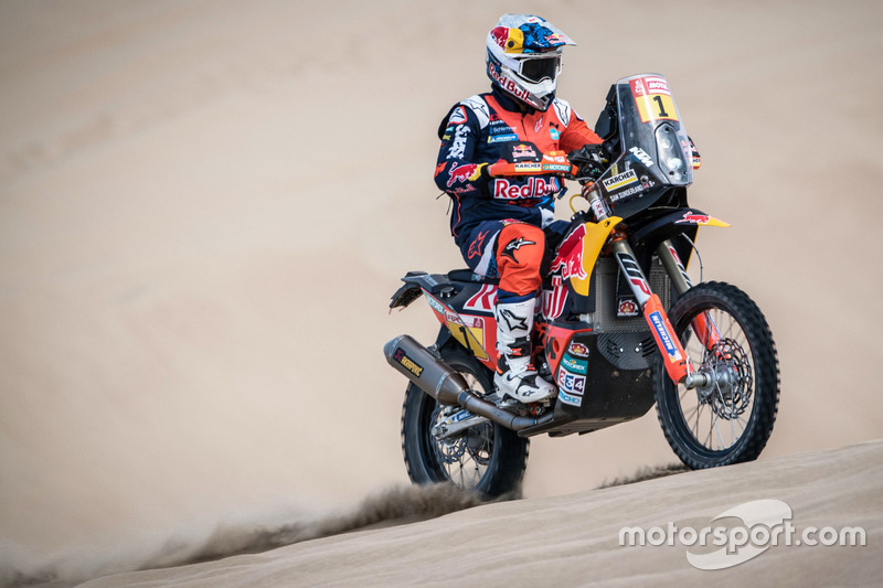 #1 Red Bull KTM Factory Racing: Сем Сандерленд