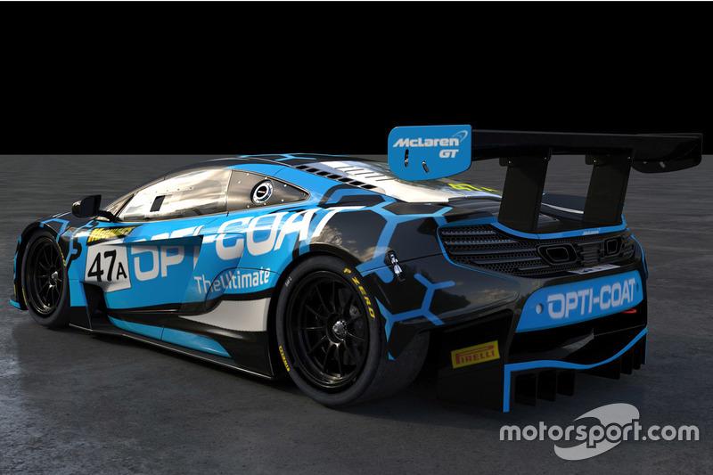 McLaughlin YNA Autosport announcement